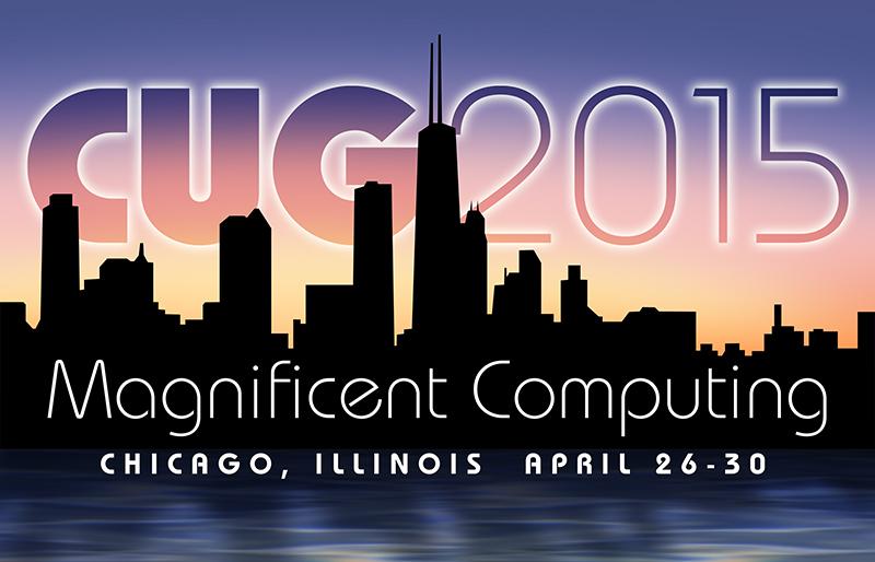 CUG 2015 Logo