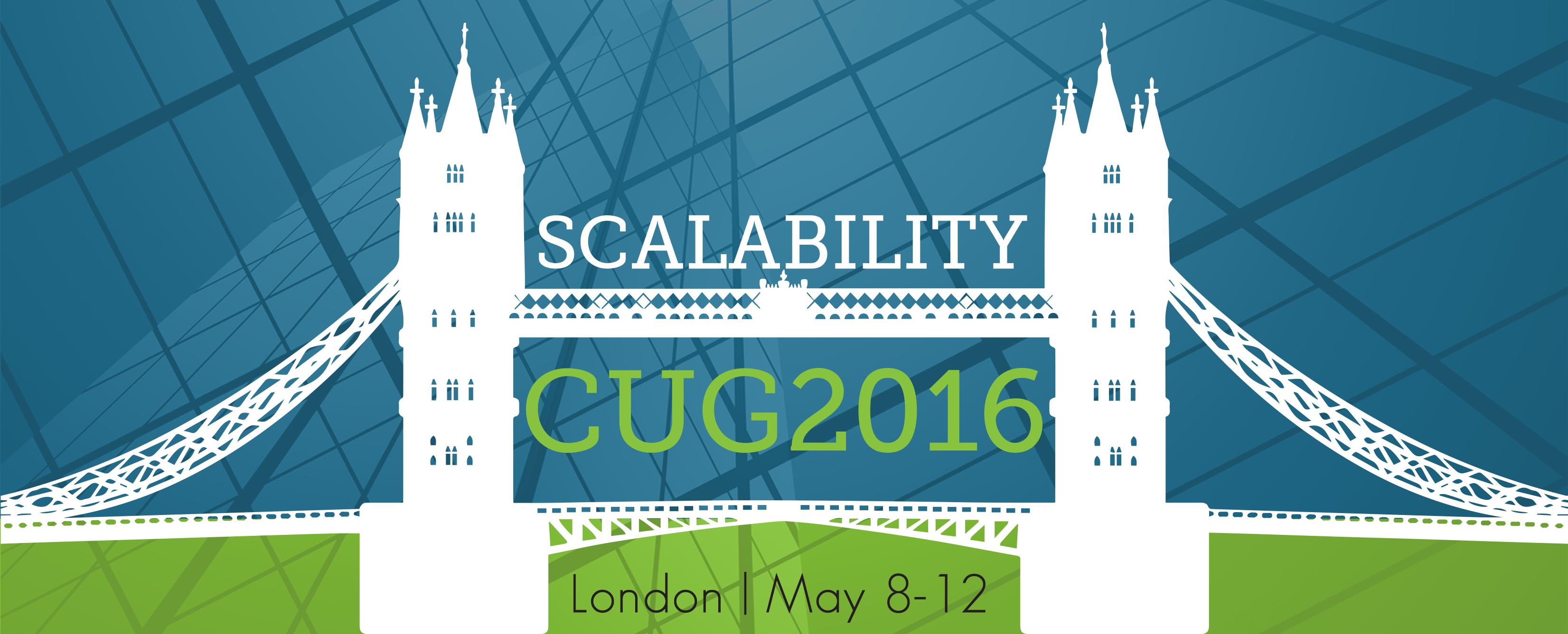 CUG2016 Banner